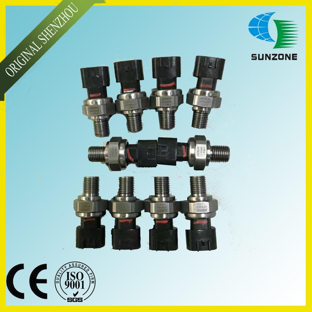 Specialized in Car Genuine Fuel Rail Pressure Sensor For Japanese Car 499000-7340/499000-7341 oxygen air fuel sensor oem 89467 48040 afr sensor for toyota