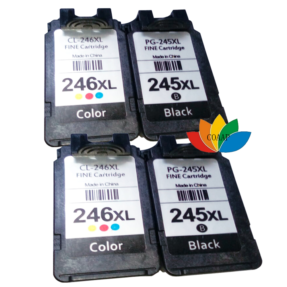 canon ink cartridges 245 and 246 walmart