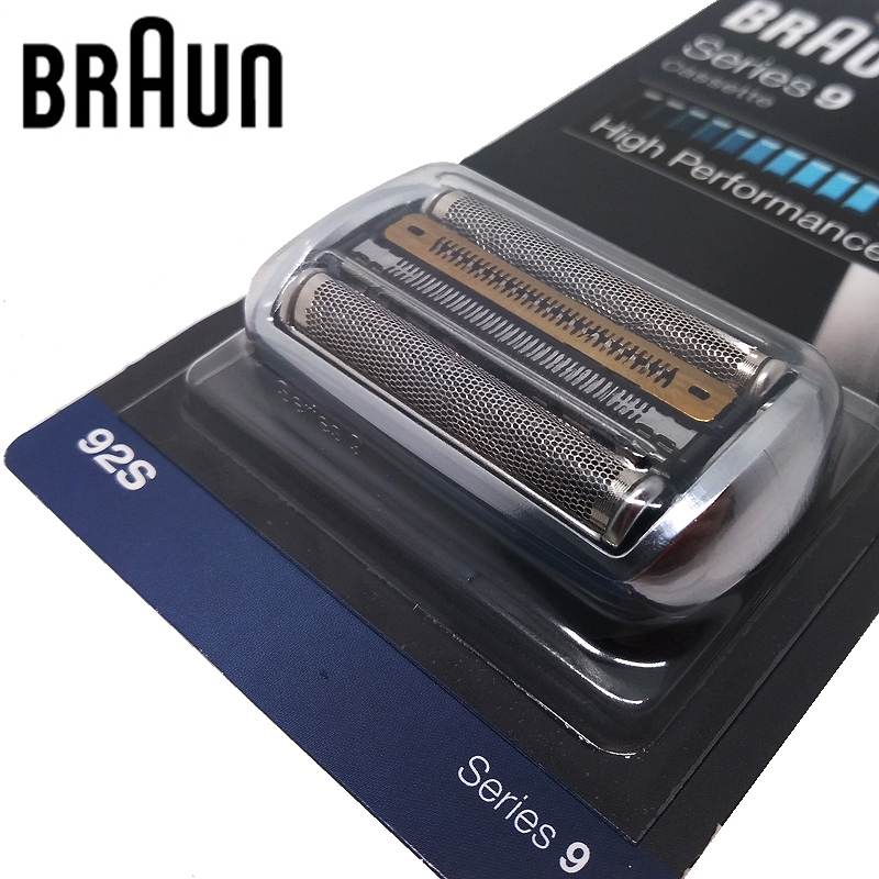 Braun Remplacement Cassette Pour Série 9 Rasoirs Haute Performance Pièces Remplaçable Lame Cutter 9030 s 9040 s 9050cc 9070cc 9075cc