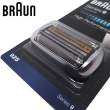 Braun Thay Thế Cassette Cho Series 9 Bàn Cạo Râu Hàng Cao Cấp Chi Tiết Có Thể Thay Thế Lưỡi Dao Cắt 9030S 9040S 9050cc 9070cc 9075cc