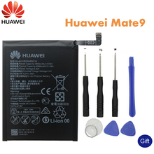 Huawei Original Replacement Battery HB396689ECW For Mate 9 Mate9 Real High Quality 4000mAh Phone Batteries + Tools