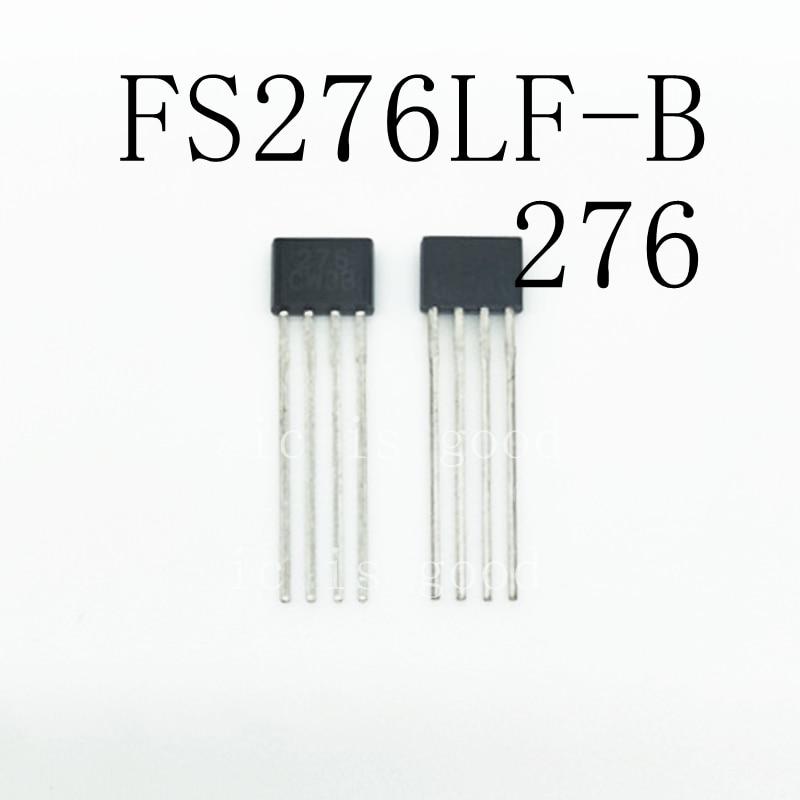 Free Shipping 10PCS LOT FTC S276 FS276LF B FS276 FS276LF marking 276 SIP 4 NEW