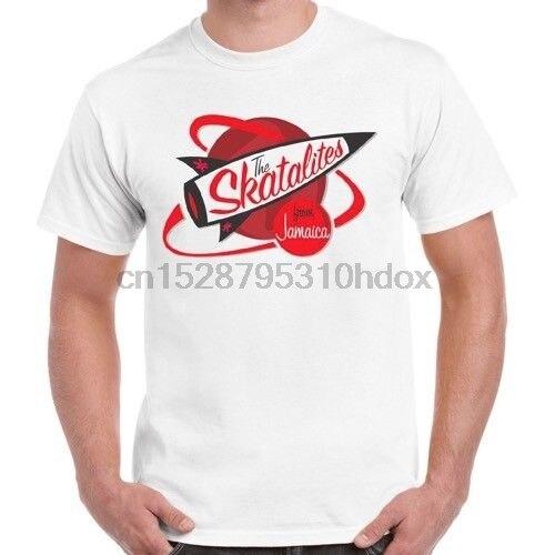 The Skatalites de Jamaïque Reggae Musique rétro T shirt 338