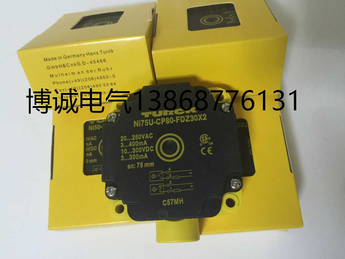 New original NI75U-CP80-FDZ30X2 Warranty For Two Year new original xs7c1a1dbm8 xs7c1a1dbm8c warranty for two year