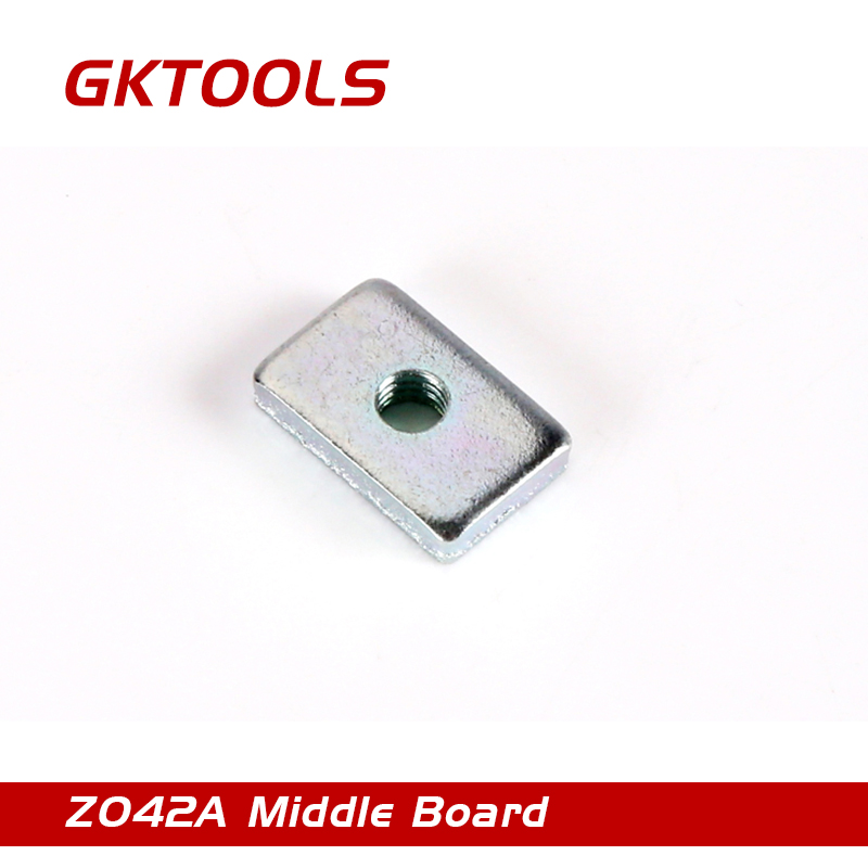 GKTOOLS, Intermediate Plate, Middle Board, To Connect And Fix Central Block, Z042A