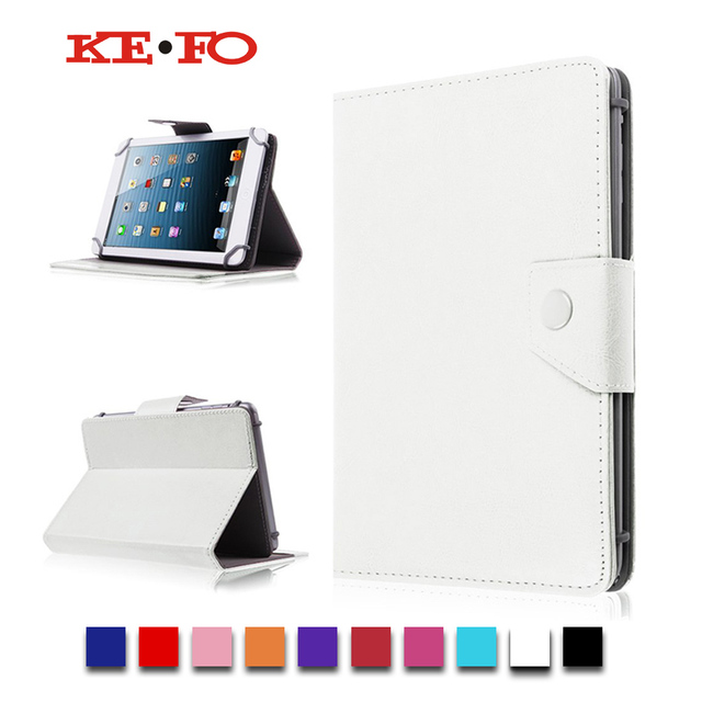 0bcddf424495 For 8 inch HP Pro Tablet 408 PU Leather Stand Cover Case Universal ...