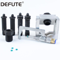 Common Rail Tool Injector Repair Fixture Clamping Adapter Kits, deisel fuel injector adapter tools
