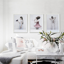 Nordic Decoration Cuadros Sunshine Posters And Prints Wall Art Canvas Painting Wall Pictures For Living Room No Poster Frame