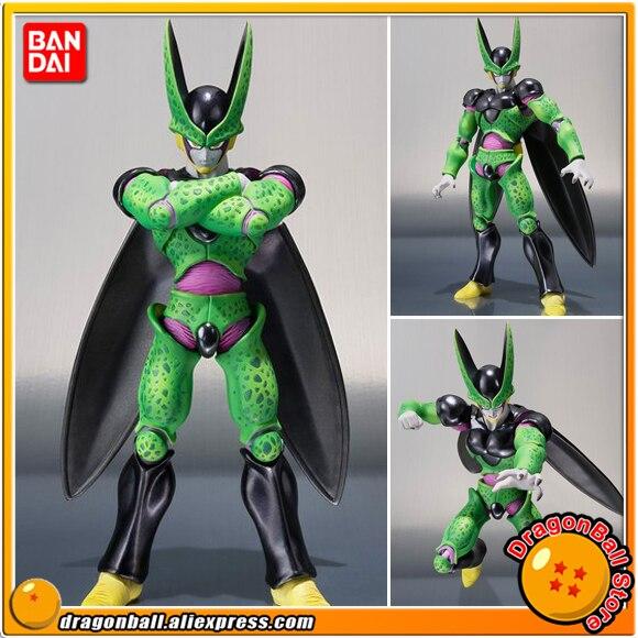 "Figuarts Cell /""Dragon Ball Z/"" Action Figure Bandai Tamashii Nations S.H"
