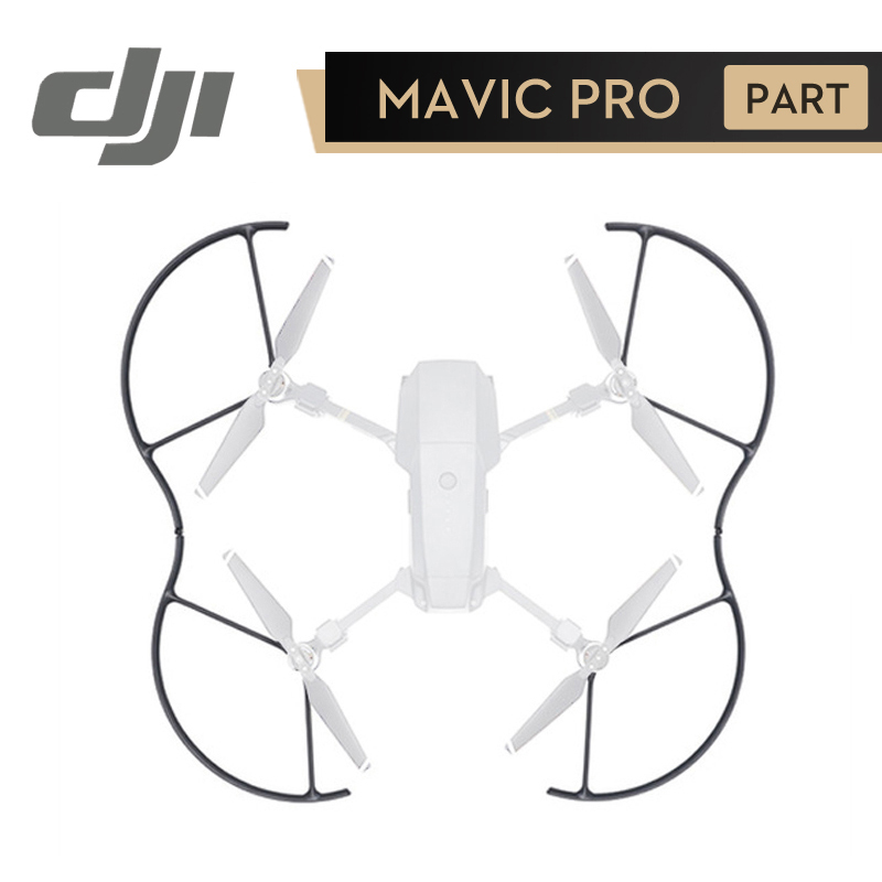 DJI Mavic Pro Propeller Guard ( Compatible with 8330 Propellers ) for Mavic Quadcopter Camera Drone Original Accessories Part in stock dji mavic propeller cage for mavic pro quadcopter camera drone mavic accessories dji brand new