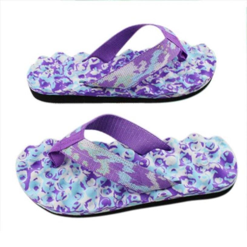 Women Summer Flip Flops Shoes Sandals Slipper Indoor & Outdoor Flip-Flops (40, Rosa)