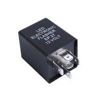 EP27 FL27 LED Flasher Relay 12 V Điện Tử Ô Tô 5Pin Fix Đối Với LED Bật Tín Hiệu Đèn blinker ánh sáng góc 5 P Hyper Flash Auto Relays