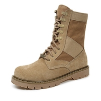 Winter Woman Desert Boots Martin Boots Women Ankle Boots Short Mountaineering Retro Army Boots Female Motorcycle