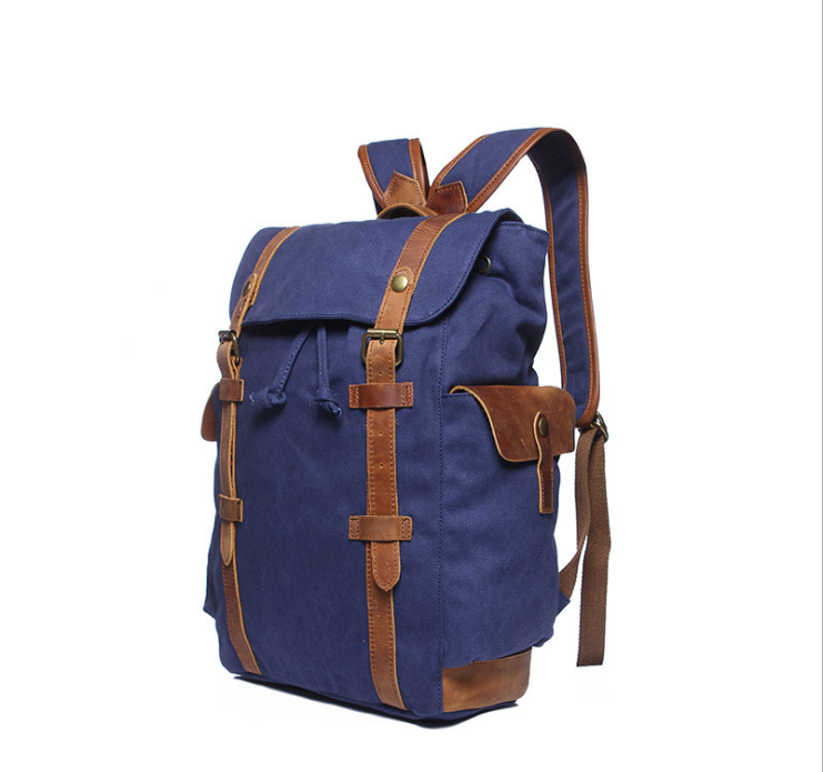 G-FAVOR 2017 New fashion men's backpack vintage canvas backpack school bag men's travel bags large capacity travel backpack bag 2019 women s and men s backpack vintage canvas backpack school bag men s travel bags large capacity travel backpack weekend bag