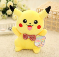 Cartoon pokemon Pikachu doll than qiaqiu plush toys, Dolls & Stuffed Toys,Stuffed Animals toy & Plush toys Gifts for children.