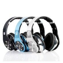Bluedio R Plus legend Bluetooth Headphones Supports NFC 8 Drivers Bluetooth 4.0 Deep bass wireless Headphones headset