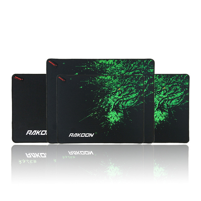 Groene Draak Grote Gaming Muismat Lockedge Spel Muis Mat Voor Laptop Toetsenbord Pad Bureau Mat Voor Notebook Lol Gamer mousepad