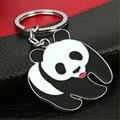 FD3149 novo Jogar Rastejando Panda Olhos Grandes Chave Chaveiro Anel Cadeia X'mas Presente 1 pc