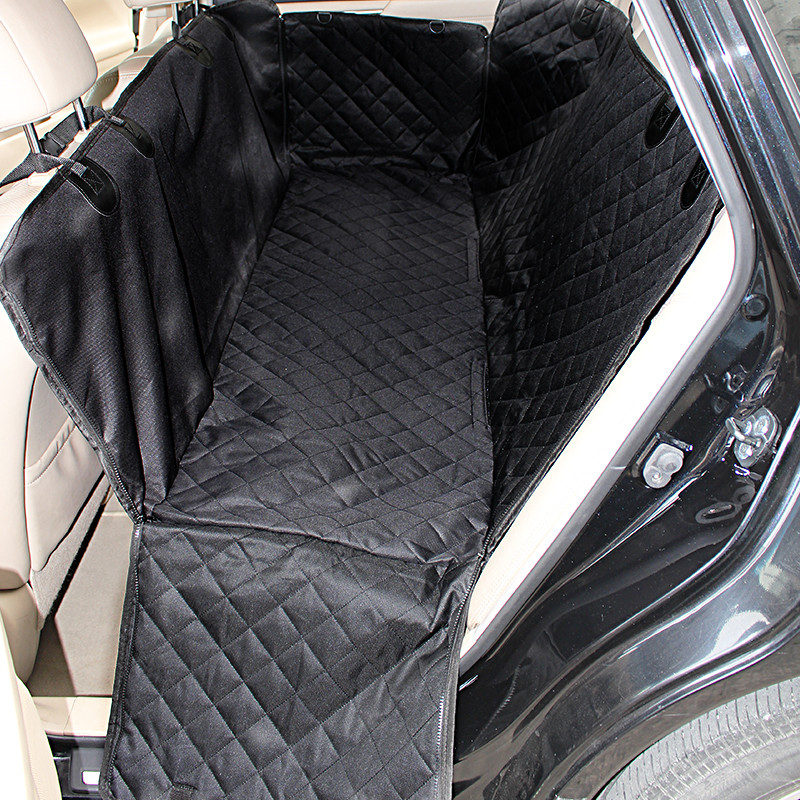 FML Pet Seat Cover for Cars Trucks Waterproof Cat Travel Accessories Interior Car Seat Mat for