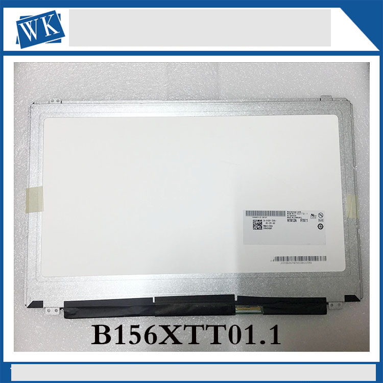 15.6 NEW LCD For Dell Inspiron 15-5547 3542 3543 LED Screen B156XTT01.1 Laptop new laptop 15 6 led screen b156htn02 1 for dell latitude 3540 1920x1080