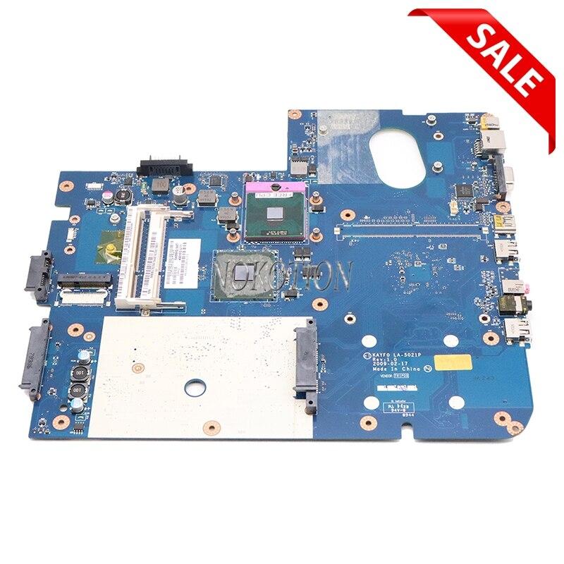 NOKOTION LA-5021P MB.B5702.001 Laptop Motherboard for GATEWAY NV78 NV74 main board MBB5702001 KAYF0 Intel HD graphics free cpuNOKOTION LA-5021P MB.B5702.001 Laptop Motherboard for GATEWAY NV78 NV74 main board MBB5702001 KAYF0 Intel HD graphics free cpu