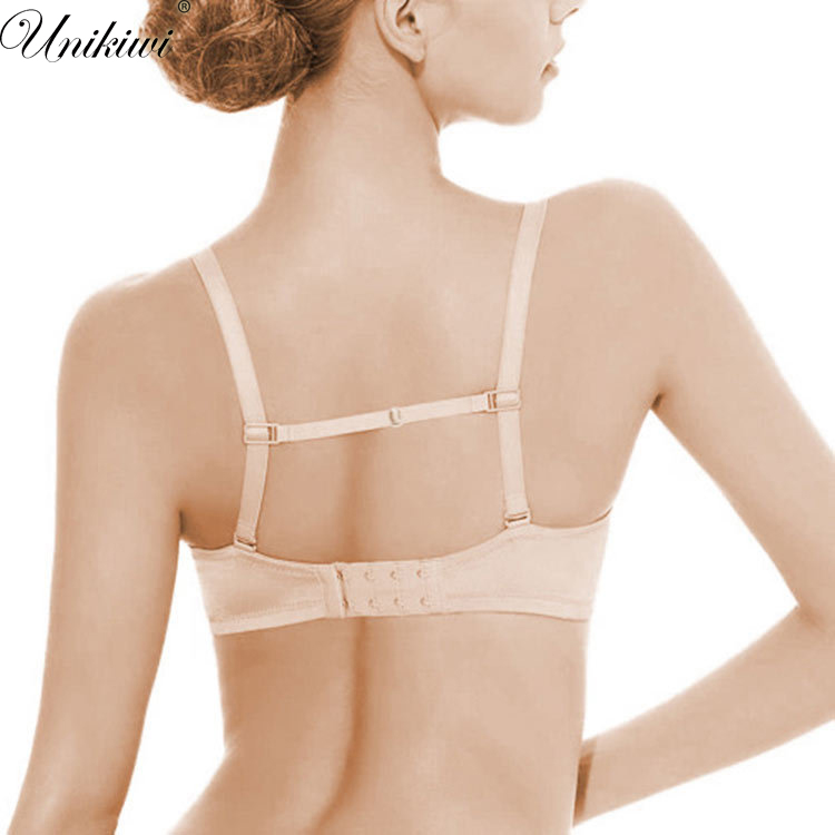 How do you fix slipping bra shoulder straps?