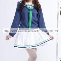 Kuroko no Basuke Aida Riko Cosplay Costume