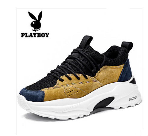 Playboy sneakers female 2018 new net red womens shoes Korean version of Harajuku casual shoes womens wild old shoesPlayboy sneakers female 2018 new net red womens shoes Korean version of Harajuku casual shoes womens wild old shoes