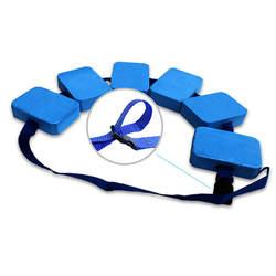 Обучение бассейн EVA пояс из пеноматериала регулируемая спинка плавающая пена бассейн плавающей пояс надувной пояс для детей