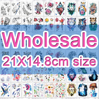 Wholesale High Quality Temporary Waterproof Tattoo Sticker