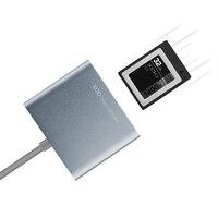 Newest USB3 0 XQD Card Reader USB XQD Card Reader Support XQD High Speed XQD Card