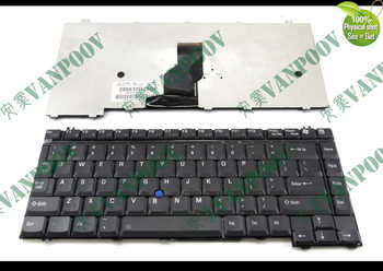 New US Laptop keyboard for Toshiba Satellite R10 R15 Tecra A4 M2 M3 M4 S3 Black US G83C0001F510 G83C00064410 G83C0003U310 - SALE ITEM Computer & Office