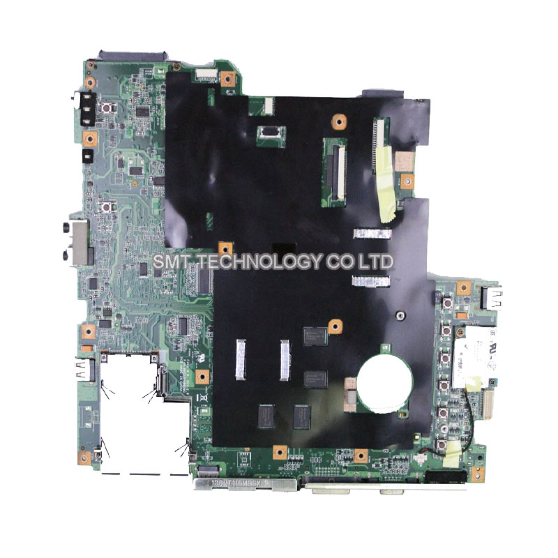 F3SV REV 2.0 8*Memory 8600GT 512M 965 Chipset For ASUS F3SV X52S F3S laptop motherboard tested good and work perfect