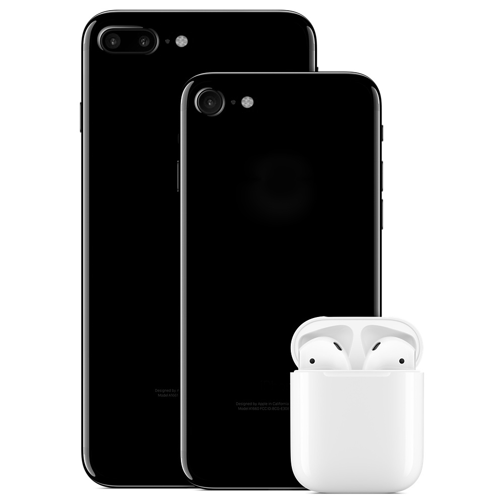 Apple AirPods 2nd with Charging Case Wireless Bluetooth Headphones