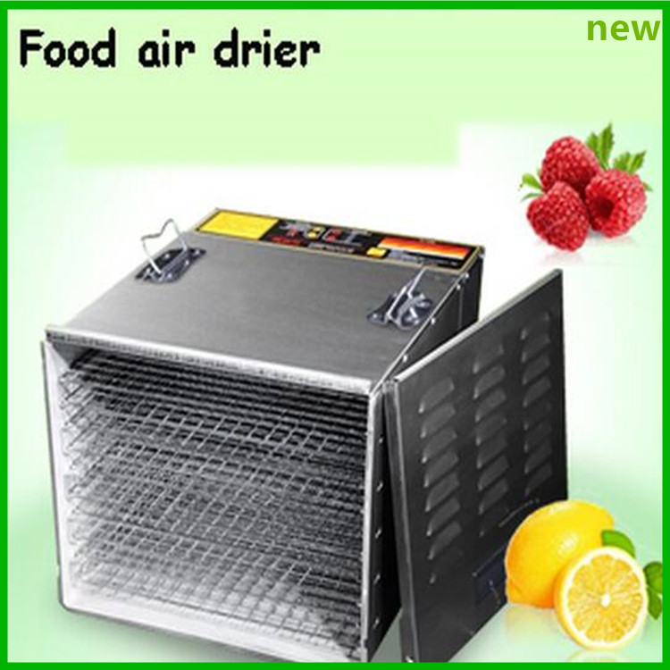 JKL Dried fruit machine Food dehydration Fruits and vegetables meat pet food drying machine home fruit medicine drying household fruits vegetables herbs and pet snacks automatic timed mini dehydration air dried machine 4 floors