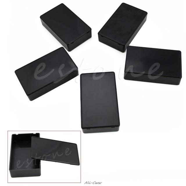 5 Pcs/Set DIY Plastic Electronic Project Box Enclosure Instrument Case100x60x25mm