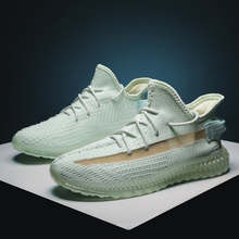 ae8bb7b0 FAN PAO Hot Sell Ins Original Yeezys Air 350 Boost V2 Classic Men Running  Breathable Shoes