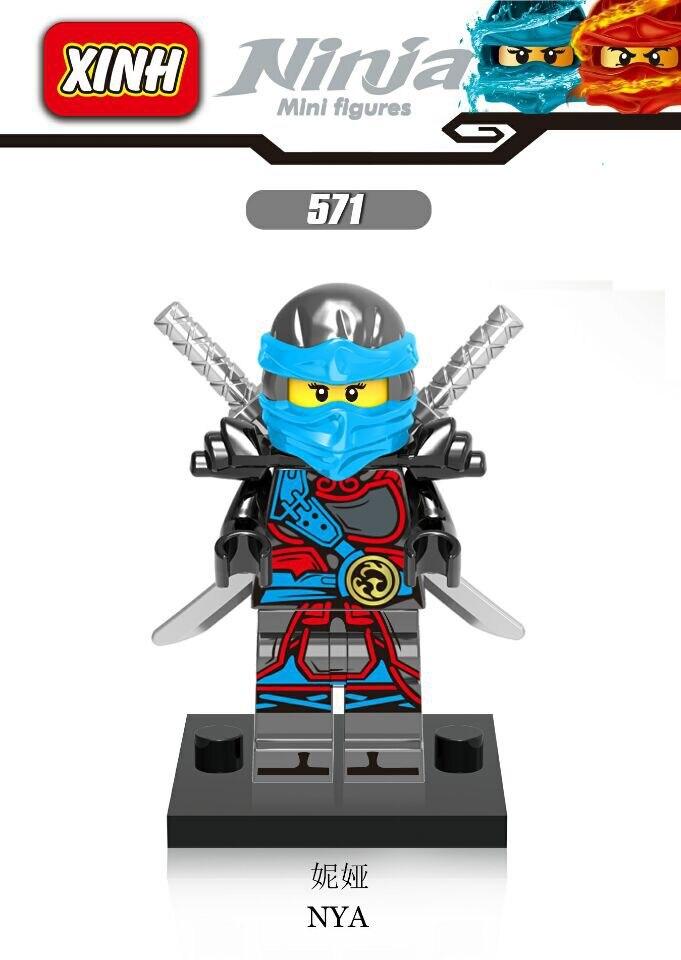 X0155 ниндзя krux EL weisnake Kai samuraix сайт bichos Wu LLOYD nya пирата ниндзя bloques ladrillos S Para Regalos de los ninos