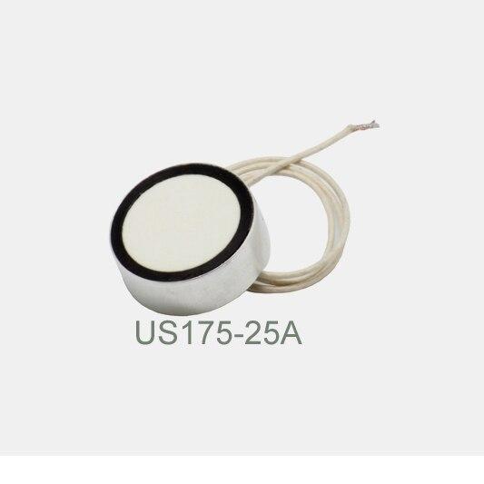Livraison gratuite 1 pc haute fréquence 175 KHz type ouvert capteur à ultrasons US175-25A capteur de mesure de Distance à ultrasons