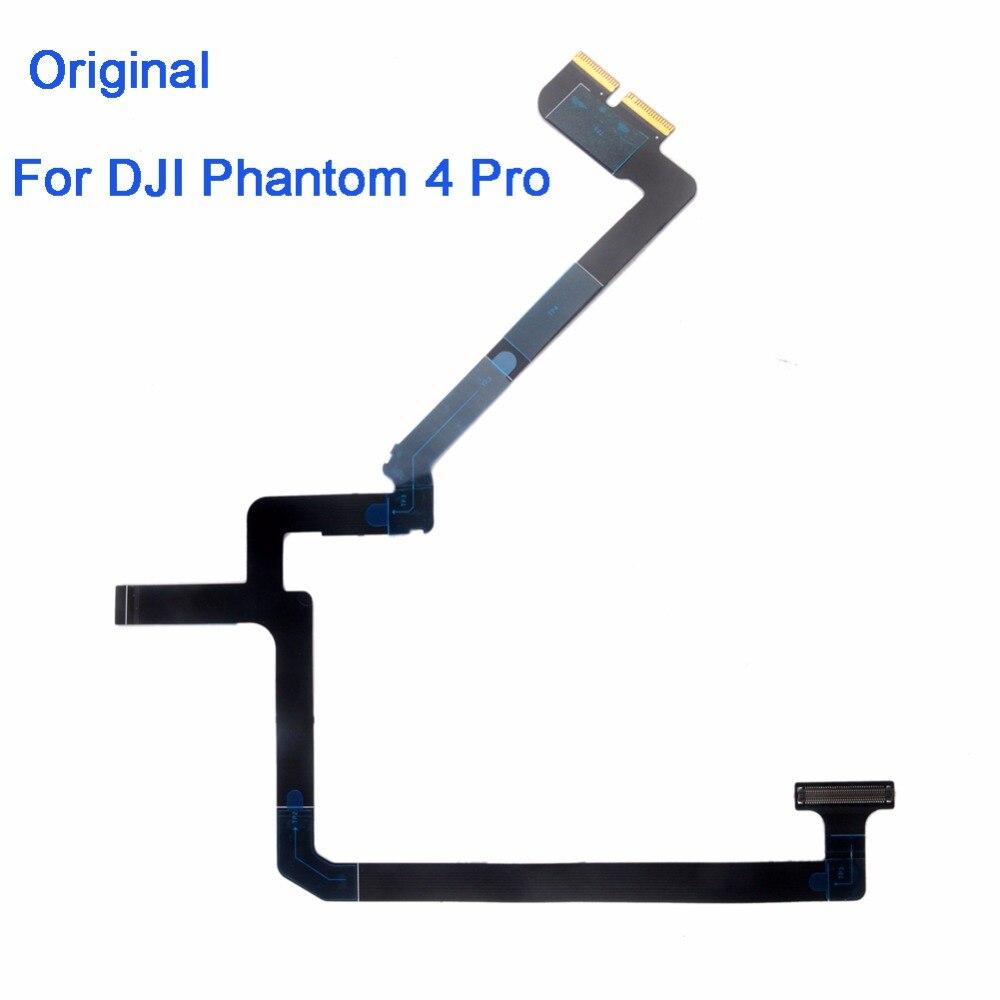 Origine Souple Cardan Plat Ruban Flex Câble couche Accessoire de Remplacement Pour DJI Phantom 4 PRO 4PRO DR1529A-PRO