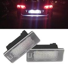 2 шт./лот автомобиля светодиодный свет без ошибка лампы 24 светодиодный SMD3528 для VW Golf VI вариант 2010 ~ гольф плюс 2012 ~ Sharan 7N 2011 ~