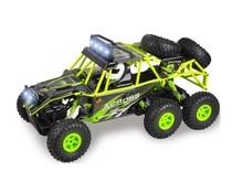 18628 six wheel bigfoot rc Off-road vehicle 2.4G 6WD hpi rc car 1:18 remote control rock crawler racing buggy vs A959-B