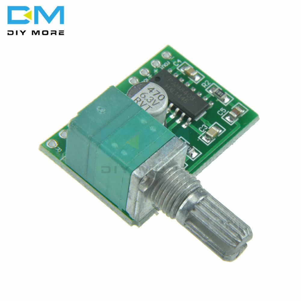 Siêu Mini PAM8403 DC 5 V 2 Kênh 2CH USB Kỹ Thuật Số Board Khuếch Đại Âm Thanh Mô-đun 2*3 W Khối Lượng điều khiển với Chiết Chuyển Đổi