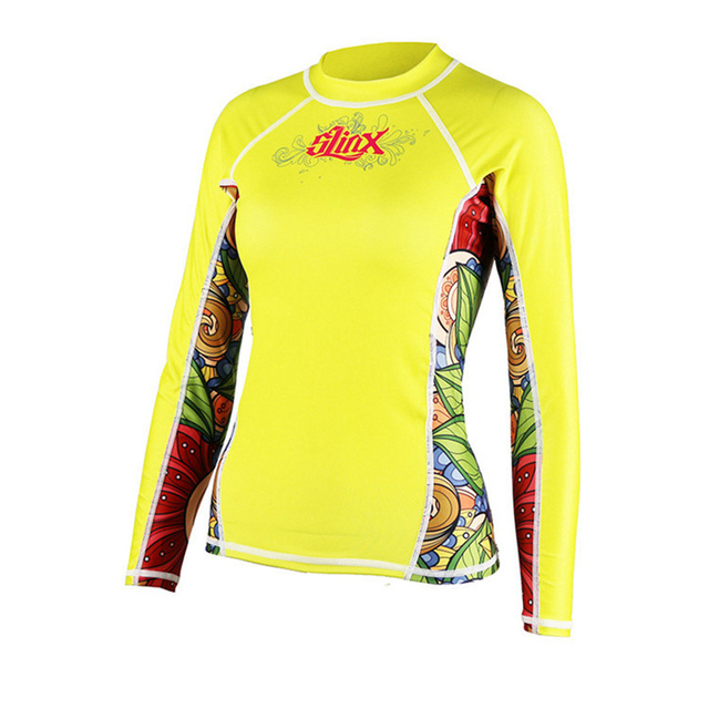 99055363 US $31.8 |Slinx kobiety koszulka Lycra Rashguard Kombinezonie Anti UV Nosić  Odzież Elastyczne snorkeling Surf Stroje Kąpielowe Wetsuit Nurkowanie ...