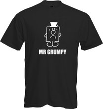 MR GRUMPY - T Shirt, Birthday, Old, Grouchy, Bad Tempered, Quality, NEW New Shirts Funny Tops Tee Unisex