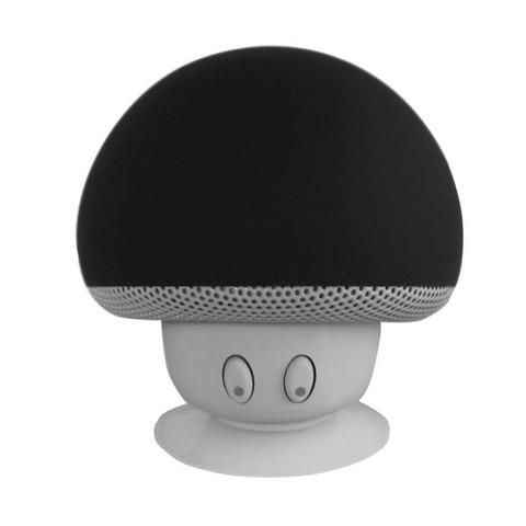 Wireless Bluetooth Mini Speaker Mushroom Waterproof Silicon Suction Cup Handfree Holder Music Player for Iphone Smart phone Karachi