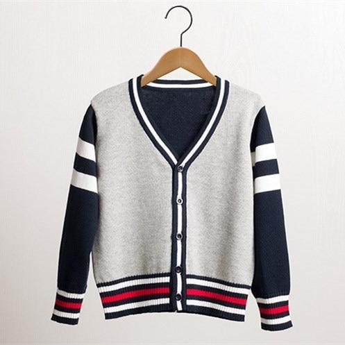 Aliexpress.com : Buy Fashion Cotton Stripe V neck Knit Christmas ...
