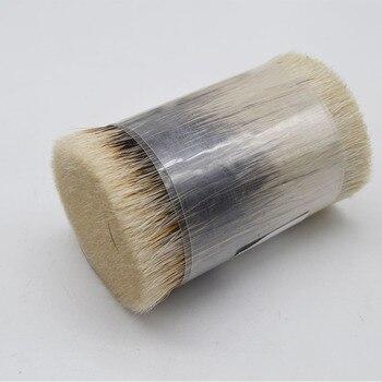two band badger hair for shaving brush knots