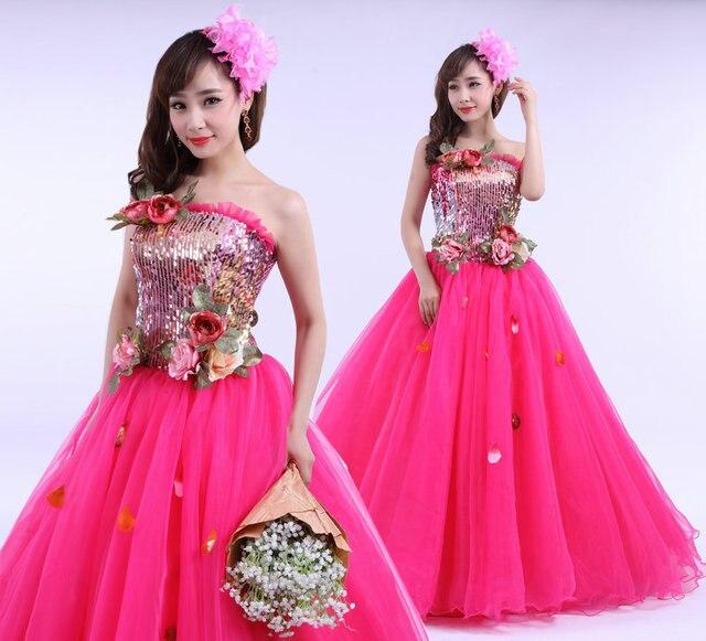 Tube Bottom Dresses