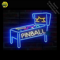 Neon Signs for New Pinball Game Room Bar Arcade Neon bulb Sign Decorate Game Room wall Lamps Handcraft Glass Tubes Art Dropship